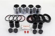 Pinza de Freno Frontal Reparación Kit + Pistones para Mercedes E 500 2002-2008 (