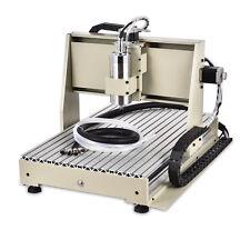 AC110V/50Hz 5A 1.5KW VFD 400Hz CNC ROUTER 6040T Machine 3 Axis Parallel Port New