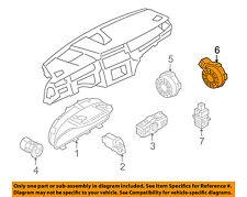 BMW OEM 09-14 X6 Wiper-Sensor 61359254025