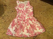 Dress NWT Pretty flowers  Girls 6X / 7
