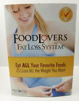 The Food Lovers 21 Day Transformation Weight Fat Loss System Diet Cook Books Dvd