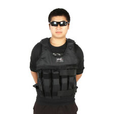 New 50KG Adjustable Workout Weight Weighted Vest Exercise Training Fitness C9Y8