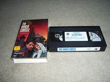 The Inner Circle (VHS) Tom Hulce, Lolita Davidovich, Bob Hoskins; RARE