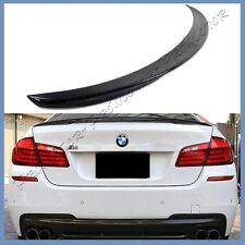 Carbon Fiber 11-16 BMW F10 P Type Trunk Spoiler Fit 520i 528i 535i 550i M5 Sedan