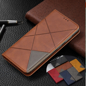 Flip Case For iPhone 11 12 Pro Max Mini XS 13 7 8 Stand Leather Magnetic Cover
