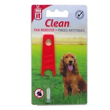 DogIt Dog Cat Puppy Safe & Clean Tick Remover