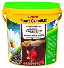 Sera Pond Granulate 10 L Pond Sticks
