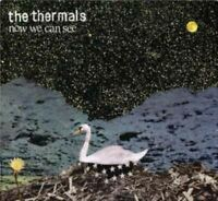 THE THERMALS now we can see (CD, album) power pop, punk, indie rock, very good,
