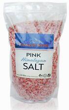 10 LB- Himalayan Pink Gourmet Salt by Himalayan Secrets (Coarse; Fine; Powder)
