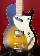 50'S RARE SUPRO CUSTOM BUILT RATROD #3 GUITAR AIRLINE SILVERTONE KAY NATIONAL