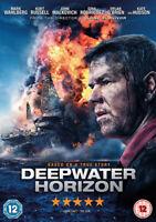 Deepwater Horizon DVD (2017) Mark Wahlberg, Berg (DIR) cert 12 ***NEW***