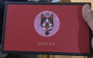 GUCCI 2018 Chinese Year Of The Dog Red Pocket Envelopes
