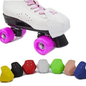 Skate Cap Protectors Toe Cap Guard Artificial Leather Roller Skate Protectors UK