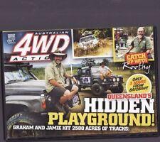 Documentary 4WD DVD & Blu-ray Movies