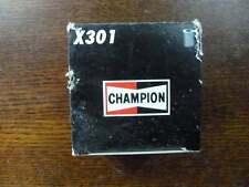 FILTRE A HUILE MOTO CHAMPION X301 HONDA CRF 250 NX 250 TRX 350 XL 350 XL600