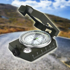 Outdoor Camping Hiking Multifunction Luminous dial Survival Marching Compass
