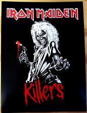 Iron Maiden - Killers - Large Vinyl Sticker - Free Shipping!
