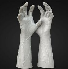 Deluxe FRANKENSTEIN Latex HANDS / GLOVES - WEARABLE- Awesome quality