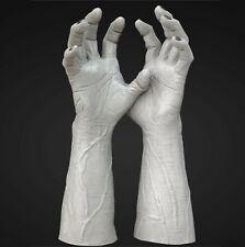 Deluxe Frankenstein mani di lattice/Guanti-INDOSSABILE-qualità impressionanti