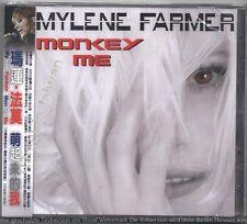Mylene Farmer: Monkey Me (2012) TAIWAN OBI CD 2018 REISSUE SEALED w/ PROMO SHEET