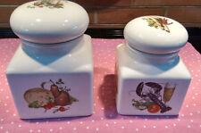 Royal Winton & Grimwades Pottery Jars