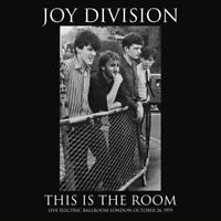 Joy division this is the room live electric ballroom show vinyl lp  LTD / 500