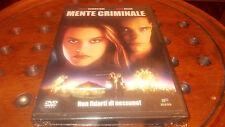 Mente criminale Dvd ..... Nuovo