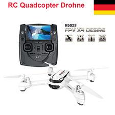 Hubsan X4 H502S 5.8G FPV mit HD Kamera GPS RC Quadcopter Hubschrauber RTF Drohne