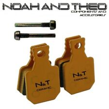 Noah And Theo Magura MT5 MT5E Type 8.1 compatible Ceramic Disc Brake Pads Screw