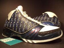 Nike Air Jordan XX3 XXIII 23 WIZARDS MOTORSPORTS BLACK BLUE WHITE 318376-011 8.5