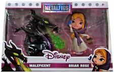 Disney Sleeping Beauty Maleficent & Briar Rose Exclusive Diecast Figures New