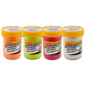 Berkley Powerbait Select Trout Glitter Bait Extra Scent - Various Types