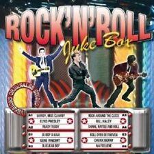 ROCK'N ROLL JUKE BOX CD MIT FATS DOMINO UVM NEW
