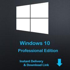 Microsoft Windows 10 Pro Vollversion 32 & 64 Bit Product-Key Win 10 Pro