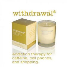 Soy Candle Withdrawal by Aromatherapy Interventions