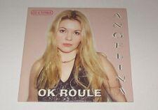 Angelina - OK roule - cd promo 3 titres