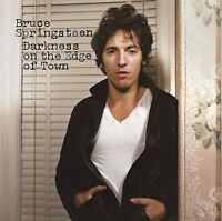 BRUCE SPRINGSTEEN - DARKNESS ON THE EDGE OF TOWN - NEW VINYL LP