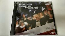 20TH CENTURY AMERICAN CHORAL TREASURES NEW 2CD SET. The Gregg Smith Singers