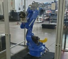 Yaskawa GP25 Industrial High-Speed Robotic Arm with Controller Fully Assembled