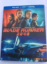 Blade Runner 2049 Blu Ray New Sealed w/ Slip Cover