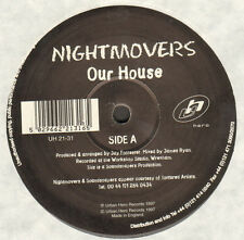 NIGHTMOVERS - Our House / Comment You Make Me Feel - Urbain Hero