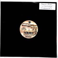 "Bronz N' Blak - In Tha Ghetto - Promo - 12"" Vinyl Record"