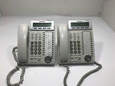 2x Panasonic KX-DT333AL Digital Proprietary Telephone Handsets