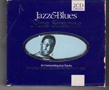(HQ697) Jazz & Blues, Nina Simone - 1998 CD set