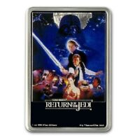 Niue -2017- 1 oz Silver Proof Coin-  Star Wars - Return of the Jedi