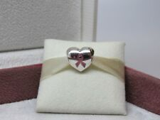 W/Box Pandora Support Her BCA Heart Pink Ribbon Charm ENG790137_15 Canada Excl.