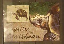 F114.Briefmarken Meerestiere Schildkrotten  Grenada Grenadines Bl.,postfrisch