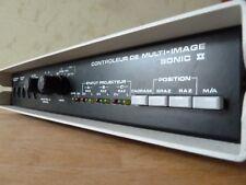Synchroniseur projecteur diapositives ELECTROSONIC Sonic 2 4003/11 3 way vintage