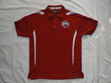 Nos Nwt University Of Wisconsin Badgers 2012 Rose Bowl Polo Shirt Men'S Medium