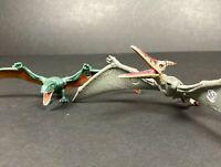 Jurassic World Park Flying Dimorphodon Dinosaur Toys Mattel Action Figures